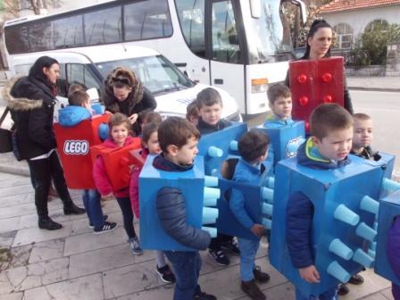 """Išli smo u Split na Dječji krnjeval """"Skakavac mali"""""""